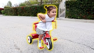 Elle learns how to ride a bike...(We can't believe it) JOIN THE ACE FAMILY & SUBSCRIBE: http://bit.ly/THEACEFAMILY  *TURN ON OUR POST NOTIFICATIONS FOR SHOUTOUTS IN OUR VIDEOS*  LAST VIDEO: https://www.youtube.com/watch?v=2tQ0wl-dRAE  MAKE SURE YOU LIKE, COMMENT, SHARE & SUBSCRIBE TO OUR YOUTUBE CHANNEL AND FOLLOW US ON OUR FAMILY ADVENTURES!   The Ace Family store: http://shopacefamily.com  WATCH MORE VIDEOS!!!   VLOGS: https://youtube.com/playlist?list=PLq26dmnCdXVnJpo_S0g6pqWjma4-yAgjS  PRANKS: https://youtube.com/playlist?list=PLq26dmnCdXVmy-QvIfsRtACk0_AiF_12a  CHALLENGES: https://youtube.com/playlist?list=PLq26dmnCdXVleAd9mR2oEbaRIIuKozMxB  POPULAR VIDEOS: https://youtube.com/playlist?list=PLq26dmnCdXVlBNzf0vIn28oMPT4yHL3cK  LATEST VIDEOS: https://youtube.com/playlist?list=PLq26dmnCdXVl56GGH5olXp6JRGBn4LUNc   STALK US :)  Catherine's Instagram: https://www.instagram.com/catherinepaiz/ Catherine's Twitter: http://twitter.com/catherinepaiz Catherine's SnapChat: Catherinepaiz  Austin's Instagram: https://www.instagram.com/austinmcbroom/ Austin's Twitter: https://twitter.com/AustinMcbroom Austin's SnapChat: TheRealMcBroom  Elle's Instagram: https://www.instagram.com/elle/  Business inquires: info.theacefamily@gmail.com