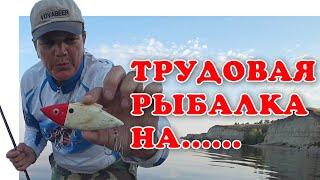 Рыбалка на Джиг в Шторм (Рыбалка 2019) | Vovabeer
