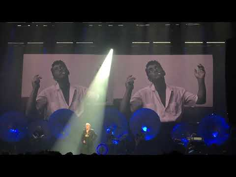 Morrissey on Broadway Lunt Fontanne May 11 2019  I Won't Share You