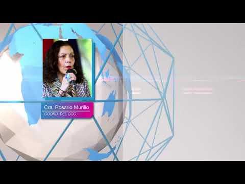 Compañera Rosario Murillo | 06 de Abril 2021
