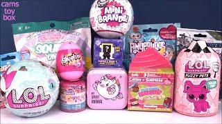 Opening Mini Brands Toys ฟรวดโอออนไลน ดทวออนไลน คลป