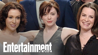 Charmed Getting Rebooted by CW with Retro Twist | News Flash | Entertainment Weekly