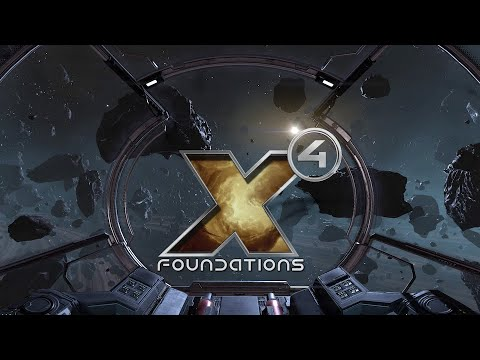 X4 Foundations Gameplay Official thumbnail