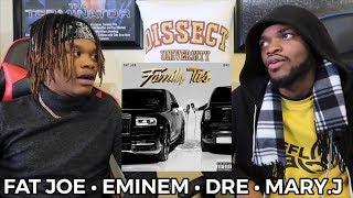 EMINEM FIRED SHOTS! 🤯 | Fat Joe, Dre   Lord Above (Audio) Ft. Eminem & Mary J. Blige