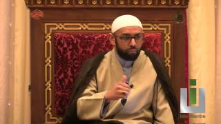 Implementing the Qualities of Bibi Zainab in our Lives- Sheikh Jaffer Jaffer