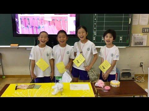 和光小学校 いちょうまつり まつりの広場