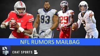 NFL Rumors: Eric Berry Interest, Ndamukong Suh To Titans, Start Drew Lock & Dwayne Haskins | Mailbag