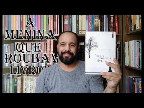 A menina que roubava livros (Markus Zusak) | Vandeir Freire