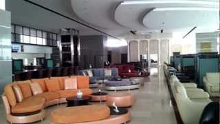 preview picture of video 'VIP LOUNGE IRAN: CIP lounge for premium passengers in Imam Khomeini Airport HD'