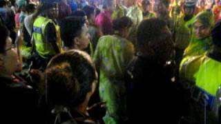 preview picture of video 'PORTUGUESE SETTLEMENT, MELAKA - NATIONAL LEVEL X'MAS OPEN HOUSE CELEBRATIONS.(fr:chankooncheng)'