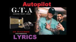 "Lyrics Zu ""AUTOPILOT   MILONAIR  Feat. BONEZ MC"""