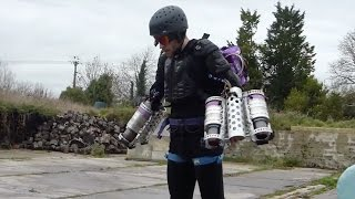 Meet The Real Life Iron Man Flying Suit - The Daedalus