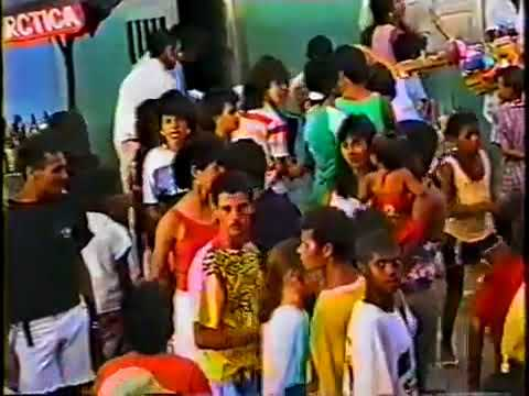 Micareta de 1989 em Baixa Grande-BA