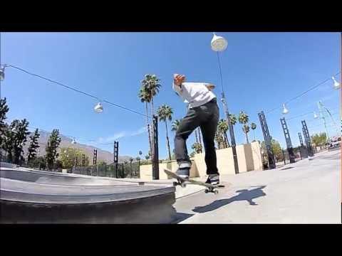 David Garcia Palm Springs skatepark