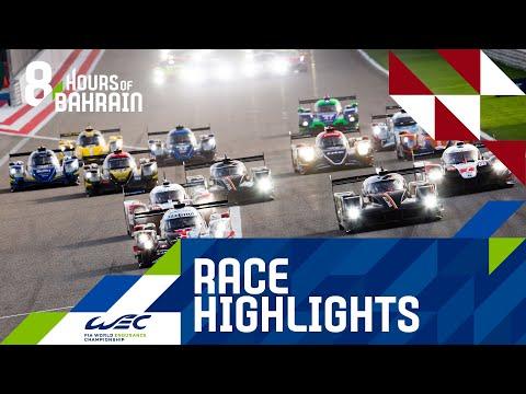 【WEC 決勝ハイライト動画】WEC 2019 バーレーン8時間レース