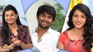 Krishnagadi Veera Prema Gadha- Chit Chat with Nani and Mehrene