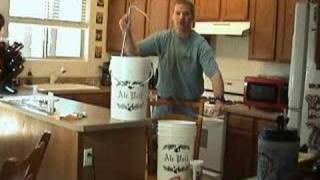 Episode 011 - Siphoning Your Beer to the Bottling Bucket