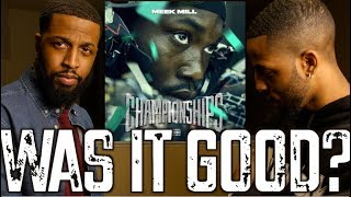 "MEEK MILL ""CHAMPIONSHIPS"" FULL ALBUM REVIEW AND REACTION #MALLORYBROS 4K"