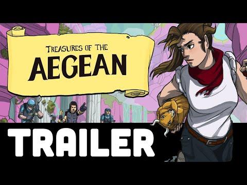 Treasures of the Aegean Announcement Trailer