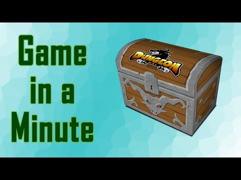 Game In A Minute Ep 53: Dungeon Roll