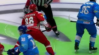 Контрольный матч Казахстан - Беларусь (4:5 Б)