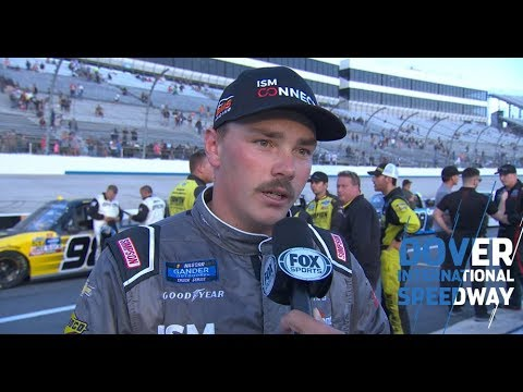 Moffitt after runner-up at Dover: 'The wins are coming'