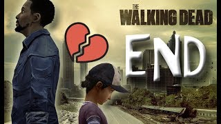 I'M NOT CRYING, YOU ARE | The Waking Dead - S1 - Let's Play - Ending