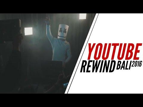 YOUTUBE REWIND BALI 2016 - BTS