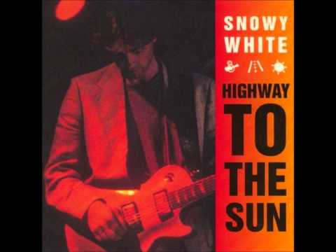 Snowy White - I Can't Get Enough Of The Blues