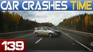 Dash Cam Accidents - Weekly Compilation - Episode #139 HD