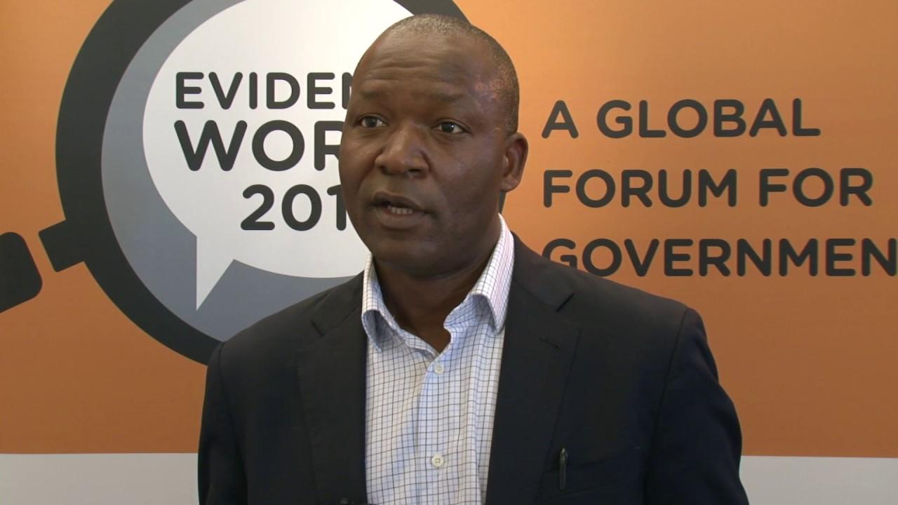 Eliya Zulu on value of evidence in policymaking – Evidence Works 2016