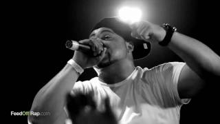 "Joell Ortiz ""Battle Cry"" Acapella [Live Performance]"