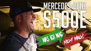 JP Performance - Was ich mag/nicht mag! | Mercedes-Benz S500e