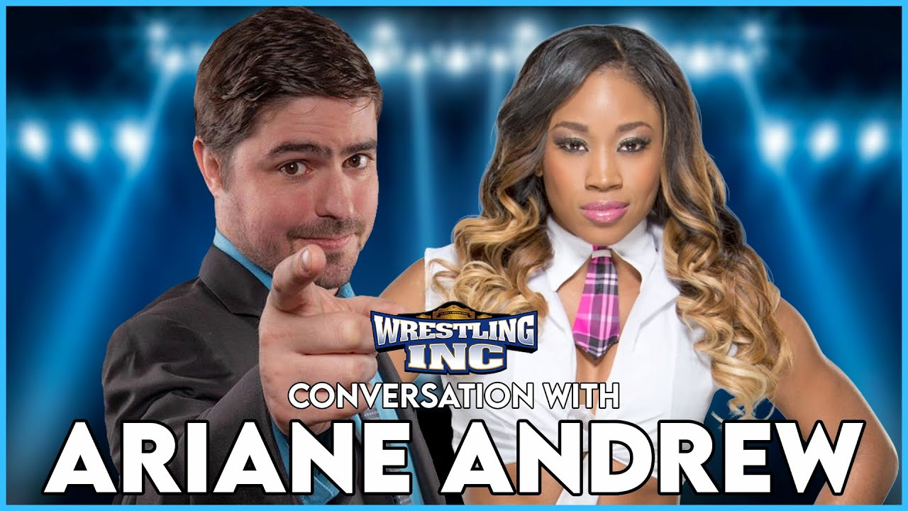 Ariane Andrew On Which Top Female Free Agents She Would Like To See In AEW