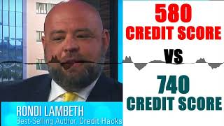 The Difference Between A 580 Credit Score Vs 740 Credit Score - Straight Fire 126