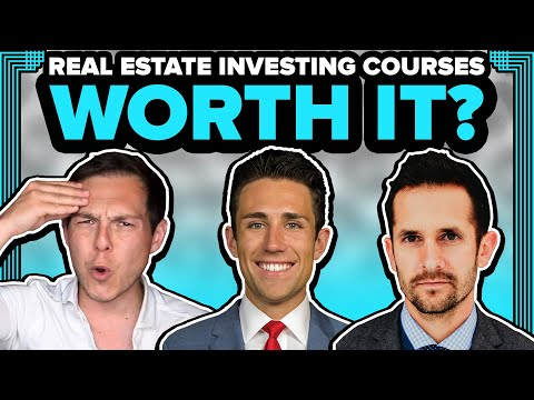 Can Real Estate Investing Courses Make You Money?