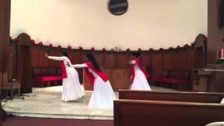 This Place- Tamela Mann Praise Dance