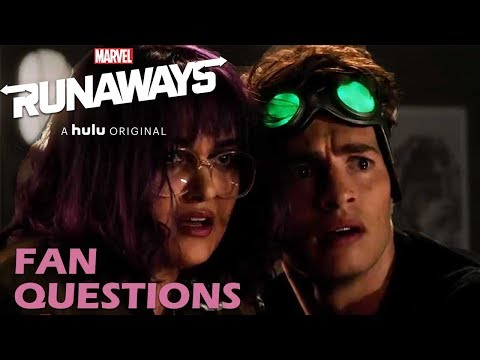Runaways Roundtable -- Fan Questions and the Art of Waiting