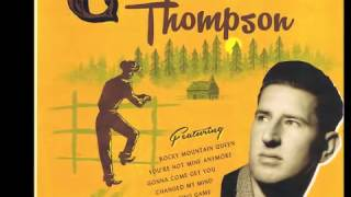Charlie Thompson - You'll Look A Long, Long Time