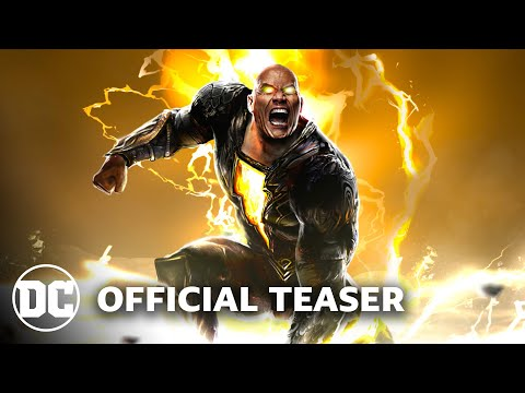 Black Adam – Official Teaser (2021) Dwayne Johnson | DC FanDome