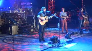 2013-10-20, Zac Brown Band, Charleston SGMFF, Highway 20 Ride