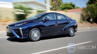 2016 Toyota Mirai Hydrogen FCV - Review and Road Test