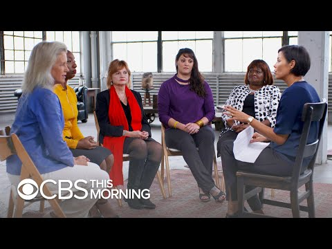 CBS This Morning: Domestic abuse survivors re-frame the conversation