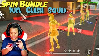 SPIN BUNDLE TERBARU DAN DUEL MODE CLASH SQUAD
