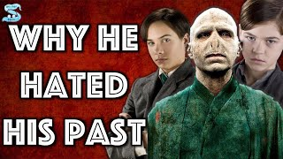 Why Tom Riddle Became Lord Voldemort