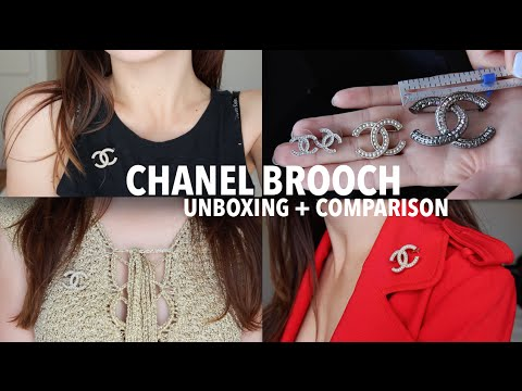 REVIEW | Chanel Pearl Brooch Unboxing