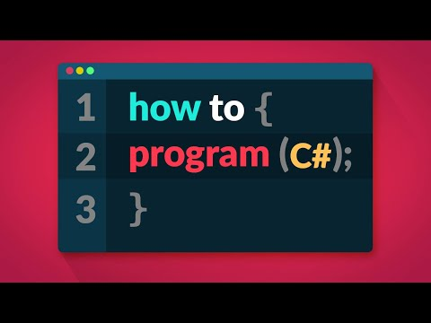 HOW TO PROGRAM - Getting Started!