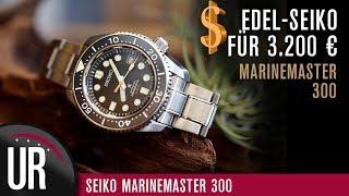 Seiko Prospex Marinemaster MM300 SLA021J1 | Test | Review | Deutsch