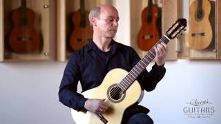 Stefan Hladek plays Homenaje by Manuel De Falla on a 2014 Otto Rauch