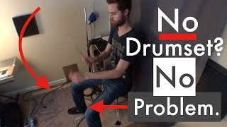 Can You Learn Drums WITHOUT a Drumset?